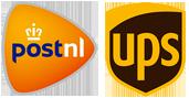 Partner van UPS en PostNL
