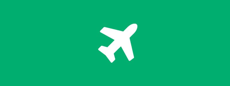 Vliegen naar Londen