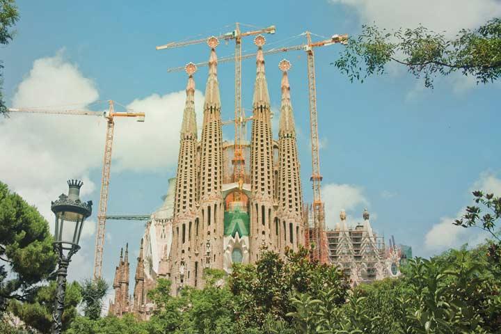 Voetbalreis Barcelona