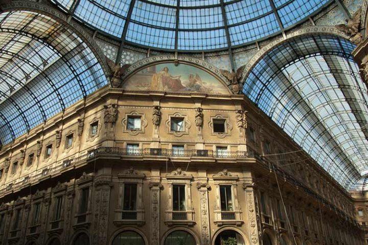 Galleria Vittoria Emanuele II