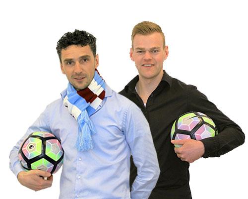 Martijn en Erik
