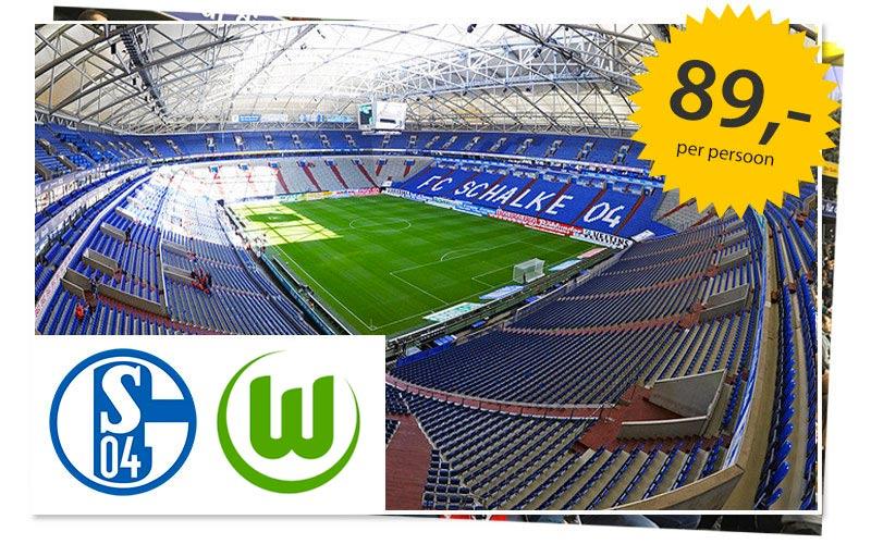 Busreis Schalke 04 - Vfl Wolfsburg